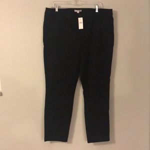 NWT, Loft Julie Fit Chinos
